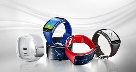 Đồng hồ thông minh Samsung Gear S