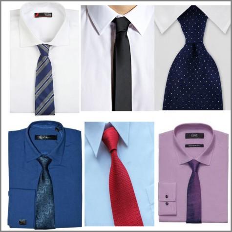 lỗi thường gặp khi phối đồ công sở nam cách thắt cà vạt