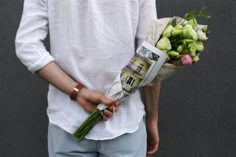 Hãy tặng hoa cho nàng trong buổi hẹn hò đầu tiên