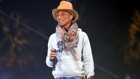 Bí quyết phối đồ nam đẹp như Pharrell Williams