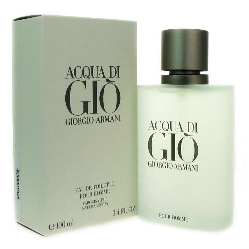 nước hoa cho nam giới Acqua Di Giò - elle việt nam