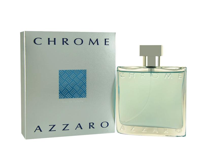 nước hoa cho nam giới Azzaro Chrome - elle việt nam