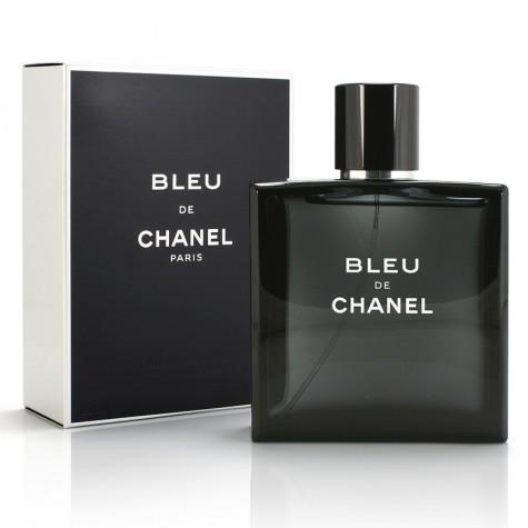 nước hoa cho nam giới Bleu de Chanel - elle việt nam