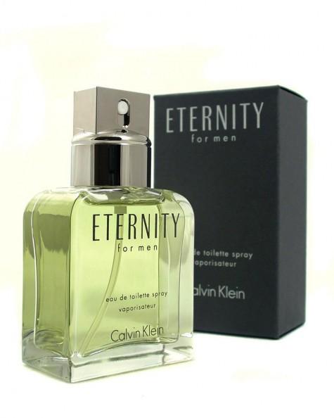 nước hoa cho nam giới Calvin Klein Eternity - elle việt nam