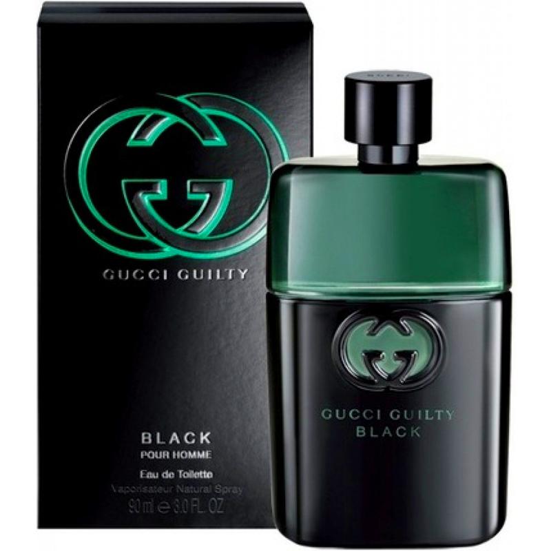 nước hoa nam giới Gucci Guilty Black - elle việt nam