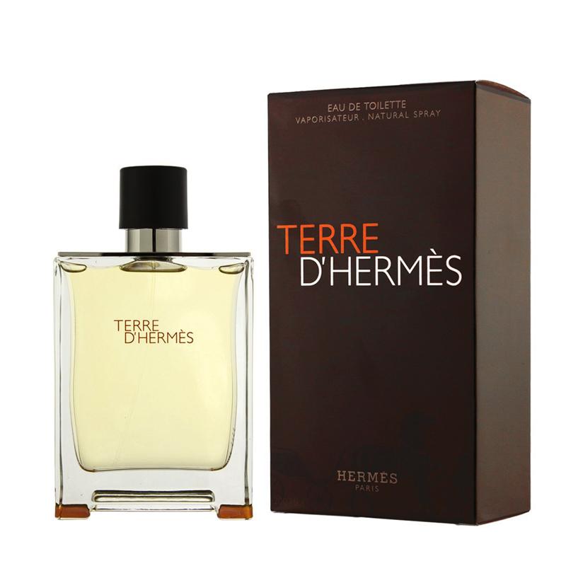 nước hoa cho nam giới Terre D'Hermes - elle việt nam