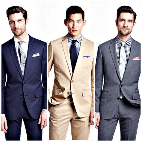 cách ăn mặc đẹp khi dự tiệc cưới với đồ vest