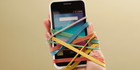 6 mẹo cai nghiện đồ chơi công nghệ cao