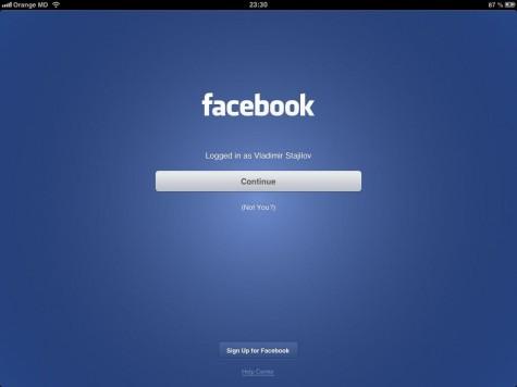 Đăng xuất để cách biệt tạm thời với mạng xã hội