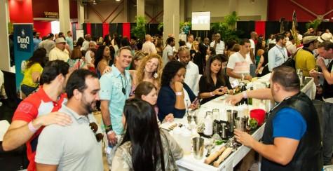 le hoi bia Miami Rum Renaissance Festival