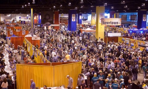 le hoi bia The Great American Beer Festival