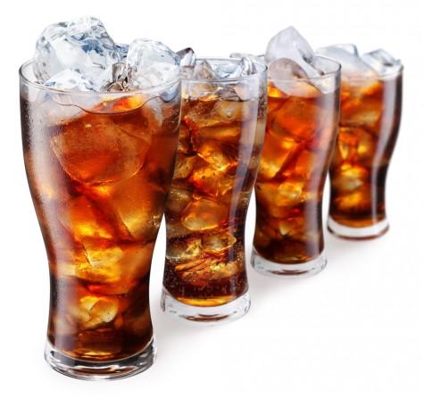 Soda là đồ uống có ga nói chung