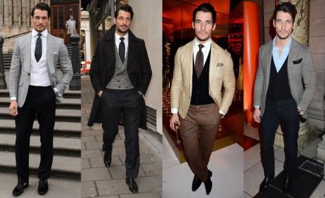 Chọn trước trang phục như anh chàng Fashionista này sẽ giúp bạn tiết kiệm thời gian hơn rất nhiều