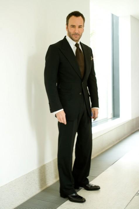 Một trong những bộ suit của James Bond trong Skyfall do Tom Ford thiết kế