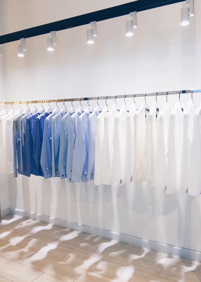 KIN Concept là cửa hàng thời trang dành riêng cho nam giới của nhà thiết kế Công Trí