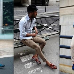 3 kiểu giày lười nam cho chàng trai công sở