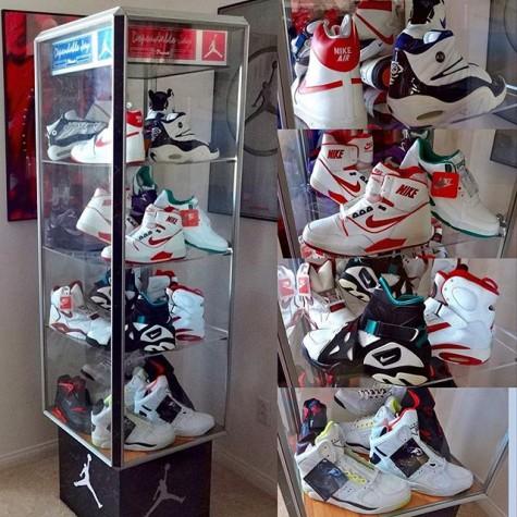 tài khoản instagram về giày thể thao Dependablejay