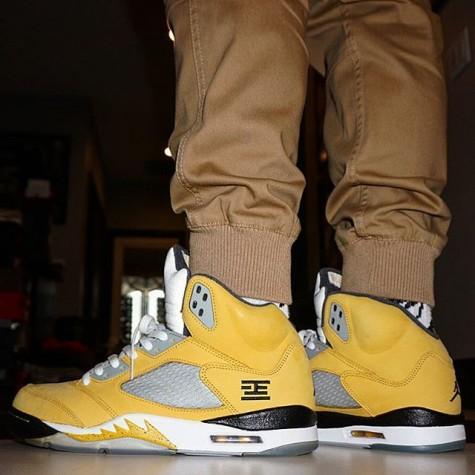 tài khoản instagram @arg420 sưu tầm giày thể thao