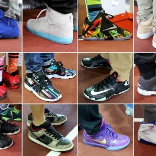 10 tài khoản Instagram nổi tiếng về giày thể thao