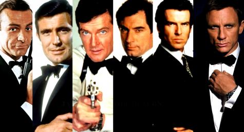 Bộ phim được giới thiệu trên màn ảnh Hollywood năm 1962 và đã có 23 phần được ra đời