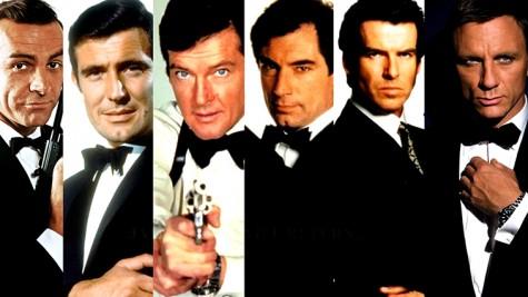 Phong cách của James Bond qua các thời kỳ