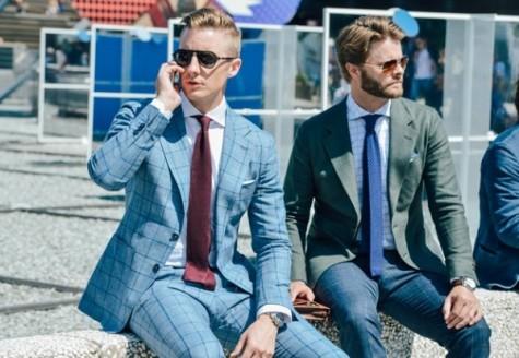 Áo vest nam phong cách Ý đòi hỏi sự tinh tế về chất liệu, màu sắc