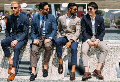 Phong cách vest nam Ý đang là chuẩn cho các quý ông lịch lãm