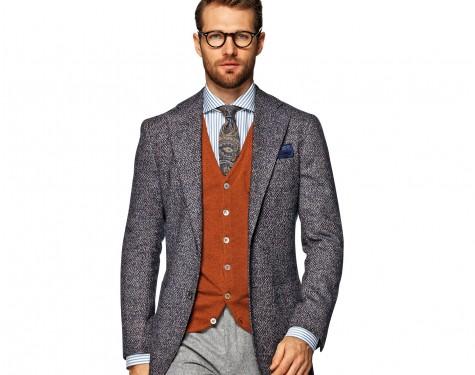 Bạn có thể nhấn nhá mạnh hơn vào màu sắc của chiếc cardigan để làm nó nổi bật hơn trên nền tổng thể trang phục