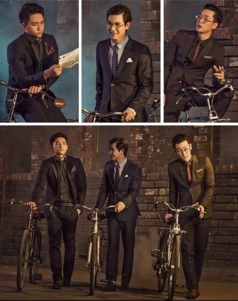 Suit là thế mạnh của Remmy