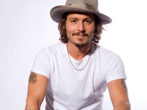 Chất nghệ sĩ lãng tử đã làm nên phong cách của Johnny Depp