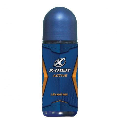 Lăn khử mùi nước hoa X-Men