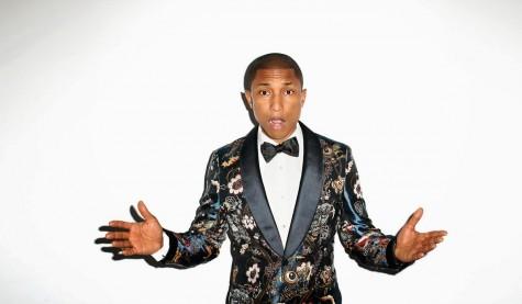 Phong cách của Pharrell Williams có sự kết hợp hài hòa giữa sự sang trọng quý phái và phong cách hip-hop