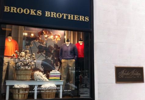 vòng tay nam giới - brooks brothers - elleman