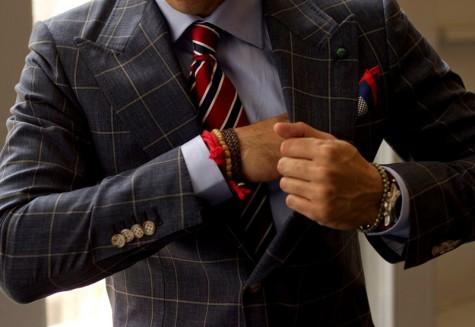 vòng tay nam giới - featured image - elleman