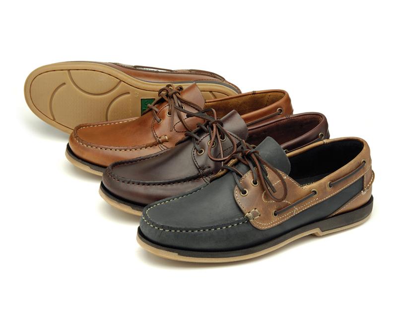 Các kiểu giày Boat đầy sắc màu cho mùa Hè.