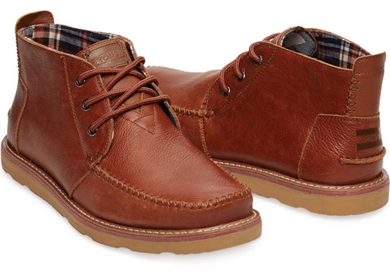 các kiểu giày da nam giới - chukka 1 - elleman