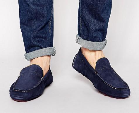 Thêm một kiểu giày dành cho mùa Hè bên cạnh Boat shoes là Driving Shoes.