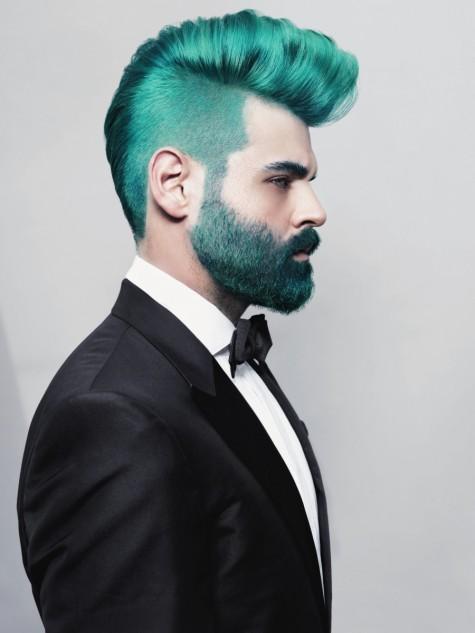 Màu sắc này phù hợp với những anh chàng thích nổi loạn