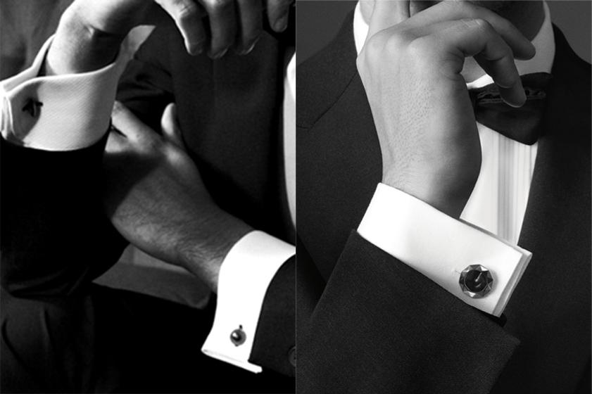 5 phụ kiện cơ bản dành cho đồ suit - cufflinks 2 - elle man