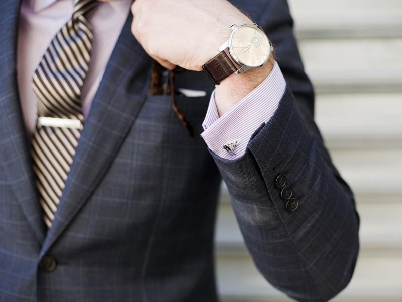 5 phụ kiện cơ bản dành cho đồ suit - featured image 1 - elle man