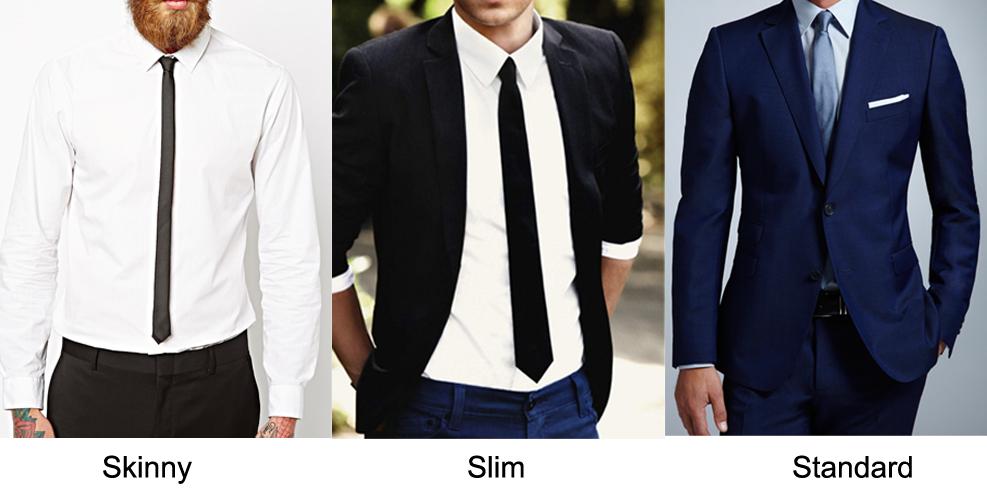 5 phụ kiện cơ bản dành cho đồ suit - ties - elle man