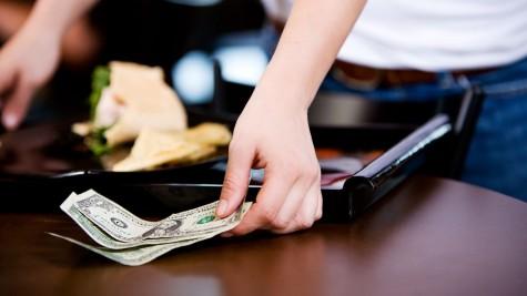 20% tổng hóa đơn là mức tip tối đa hợp lý