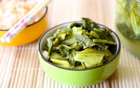 Dưa muối, món ăn dân dã của người Việt, có thể giúp cải thiện tiêu hóa