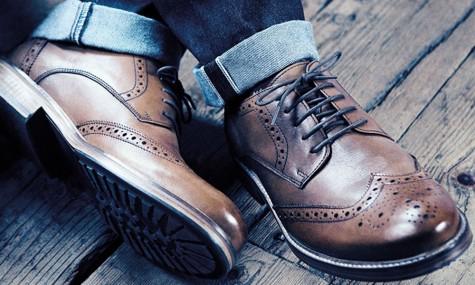 Xu hướng giày nam hàng hiệu lịch lãm