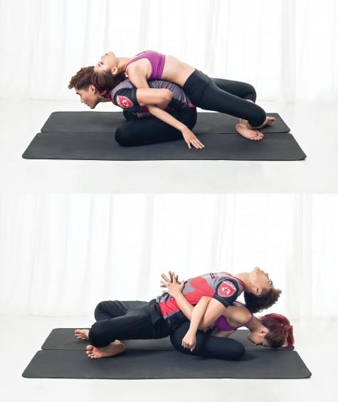 cac bai tap yoga co ban 3
