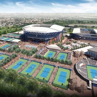 Giải quần vợt US Open và nỗi đau của người Mỹ