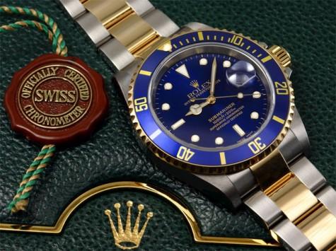 Top 10 thương hiệu đồng hồ nam hàng đầu thế giới