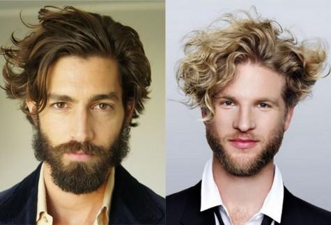 Các kiểu tóc nam thanh lịch - tóc curls 3 - ELLE Man