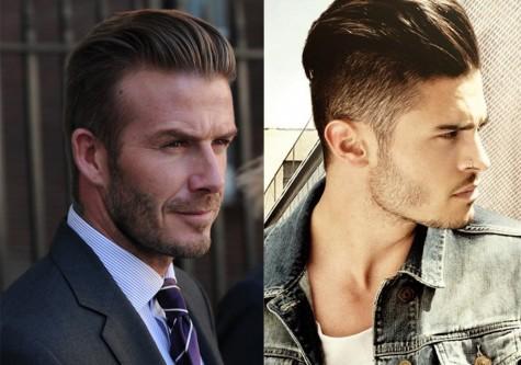 Các kiểu tóc nam thanh lịch - tóc quiff 3 - ELLE Man