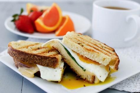 Rất nhiều thực đơn ăn sáng có thể được chuẩn bị chỉ trong vài phút